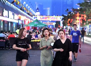 Chinas catering sector upbeat on business prospects: survey