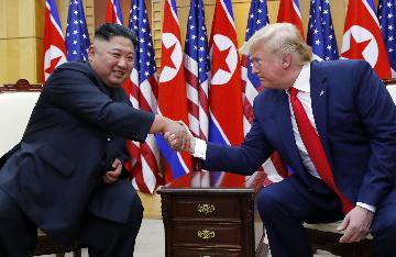 """朝鮮官員表示期待朝美工作磋商成為一次""""良好會談"""""""