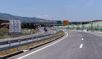 中企承建北马其顿高速公路开通