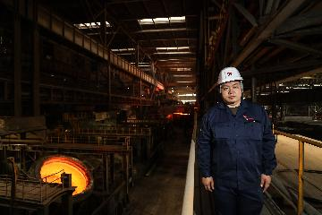 Chinese steel firms profits shrink in H1 despite rapid output growth