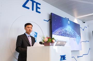ZTE chairman calls for open, win-win mentality for tech revolution