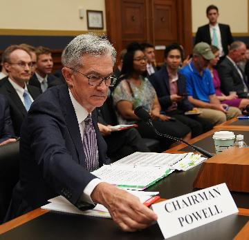 鮑威爾表示美聯儲將採取必要行動支持經濟擴張