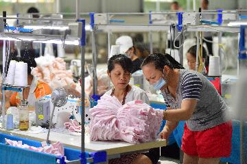 Chinas employment conditions improve in Q2: report