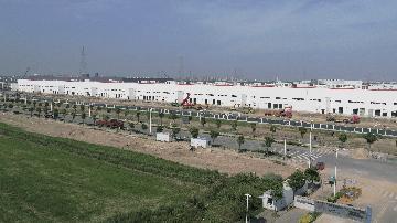 上海临港特斯拉超级工厂项目获首张综合验收合格证