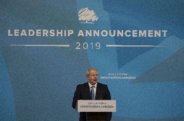 """鲍里斯·约翰逊:即将领导英国的政坛""""另类"""""""