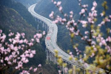 Chinas investment in highways, waterways up 3.8 pct in Jan.-July