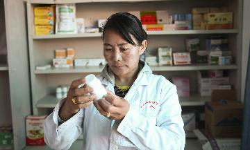 China vows to ensure medicine supply, maintain stable prices
