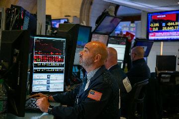 隔夜美股暴跌 恐慌指數飆升25% 就因這個信號
