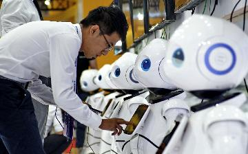 Robotics industry sees booming growth in China