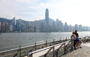 Hong Kongs visitor arrivals down 4.8 pct in July