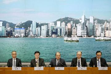 張建宗:香港特區政府將繼續與市民對話 致力化解分歧
