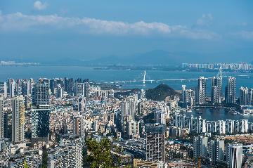 """深圳提出""""五個率先"""" 全面開啟建設先行示範區新征程"""