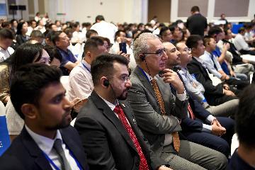 中阿工商界共話經貿合作新機遇