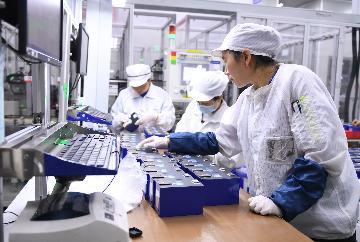 7月份全球製造業PMI為51.3% 環比上升2.2個百分點