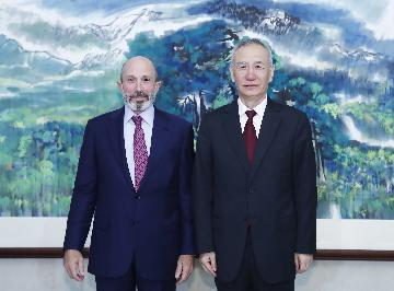 Liu He invited to hold new round of trade consultations in U.S.