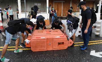 專訪:一旦暴力毀掉法治,香港將失去一切--訪清華大學港澳研究中心主任王振民