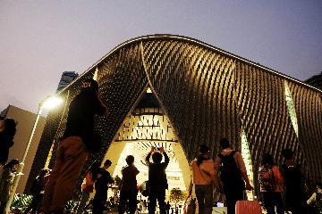 粤港澳大湾区巡回设计展在香港开幕