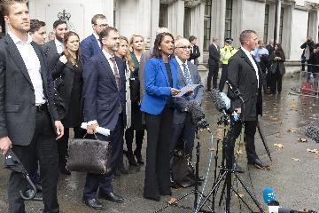 英国最高法院裁定首相要求议会休会违法