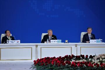 Belt and Road Initiative benefits Kazakhstan: Nazarbayev
