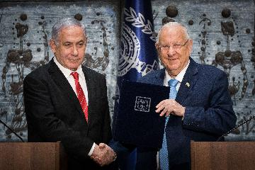 Netanyahu given first chance to form new Israeli govt