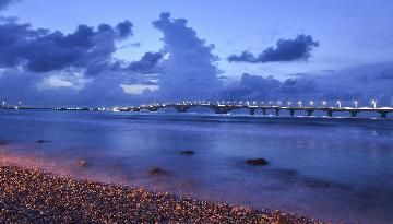 中企承建莫桑比克渔码头项目顺利交付