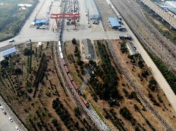 China-Europe freight train adds new route to Moscow
