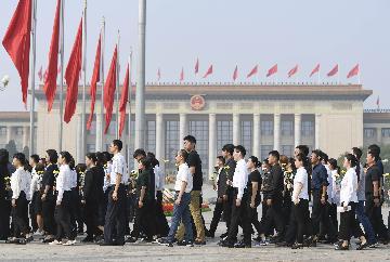 中華人民共和國大事記  (1949年10月-2019年9月)