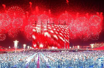 一場世界級慶典背後的中國科技騰飛