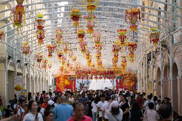 85 contracts signed in intl trade, investment fairs in Macao