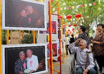 """Economic Watch: Chinas care for the elderly boosts """"silver economy"""""""