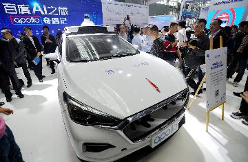 Baidu granted road test licenses for self-driving cars with passengers