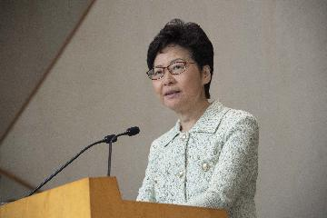 Carrie Lam promises more transitional housing to address HKs housing woes