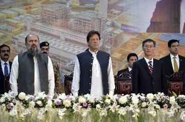 Pattern of joint projects under CPEC continue: Pakistani PM