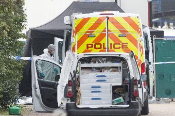 中国驻英国大使馆:英国警方正在核实货车惨案遇难者身份