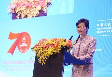 Hong Kong economy may enter technical recession: HKSAR chief executive