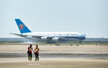 深圳年内将新开多条国际航线 国际旅客量将破500万