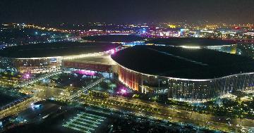 世界500强参与热情高 进博会展现中国市场魅力