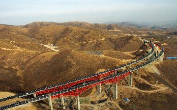 北京冬奧會主通道延崇高速河北段主線建成 部分路段通車
