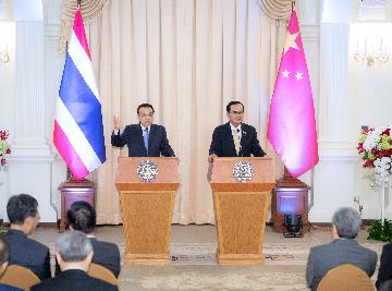 China willing to further deepen China-Thailand ties: Chinese premier