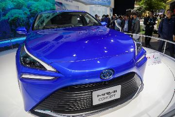 Toyota opens second manufacturing plant in Mexico