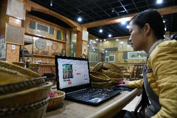 China to strengthen co-governance of IPR protection in e-commerce