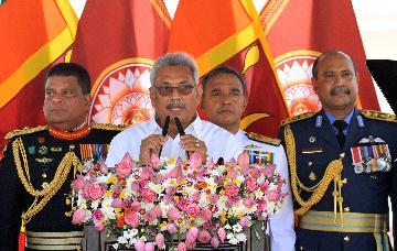 Sri Lanka sets 5-year economic development target to achieve prosperity
