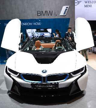 BMW, Great Wall Motors start building new China plant for NEVs