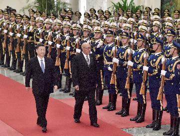 China, Suriname establish strategic partnership of cooperation