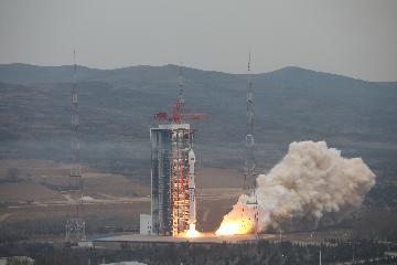 中國成功發射高分十二號衛星