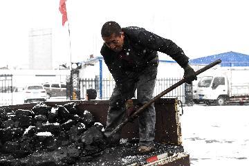 内蒙古加快煤矿复工复产 日均外销煤炭逾100万吨