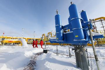 Mongolia,Russia sign MoU on feasibility of pipeline gas deliveries to China