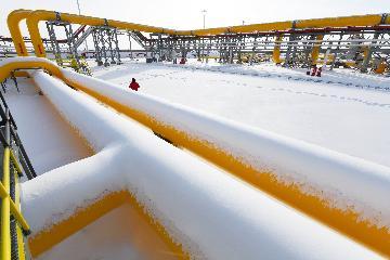 """綜述:""""雙管齊下""""新格局,互利共贏新篇章--中俄能源合作再上新臺階"""