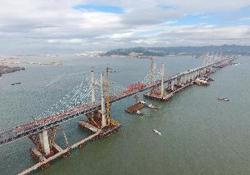 Chinese companies to build Brazils second-longest bridge