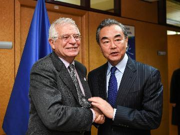 王毅:中欧关系已站在新的历史起点上